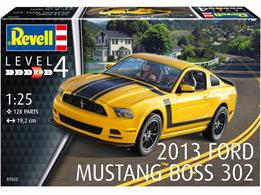 Revell 07652 1/25th 2013 Ford Mustang Boss 302 Car