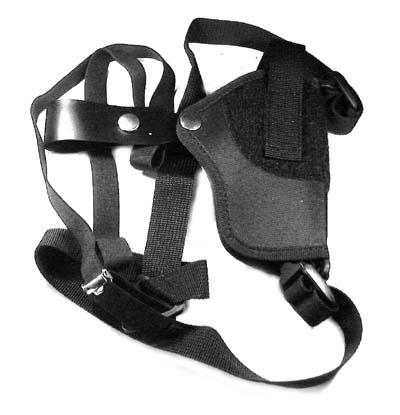 Vertical Shoulder Holster Swiss Arms Black Pistol Holster 603613