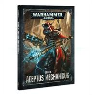 Codex: Adeptus Mechanicus contains a wealth of background and rules – the definitive book for Adeptus Mechanicus collectors.