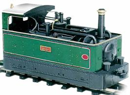 This whitemetal body kit is designed to fit on a N gauge 0-6-0 chassis, a number of which are now available from Graham Farish and Dapol locomotives, though with the wheels completely enclosed a Kato 4-wheel tram chassis can also be fitted. The builder will need to arrange the chassis mountings to suit the chassis being fitted. Parts are included for the condensing pipes, which can be omitted for later appearance.Chassis not included. Assembly required.