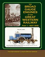 A recognised authority on Great Western matters the Reverend Canon Brian Arman has been researching the Brunel broad gauge for decades, amassing possibly the largest archive of material and photographs relating to the earliest years of the GWR. This book presents the assembled history the the GWRs first locomotives, ordered by Mr Brunel and made to work through the outstanding managerial and engineering skills of Sir Daniel Gooch.144 pages A4 size perfect bound with card covers.