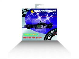 Scalextric 1/32 Single Seat Race Car Sport Digital Conversion Chip C7005The in-car microprocessor module allows the conversion of a standard Scalextric car to work on Sport Digital systems.Designed for single-seat race cars, eg. Formula 1 cars.Most Scalextric cars, from 1957 to current date, can be converted to digital operation.The conversion requires hobbyist skills and some tools including a soldering iron. You may need to remove some plastic to enable the chip to fit.