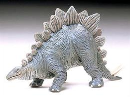 Stegosaurus Stenops Dinosaurs Model KitGlue and paints are required to assemble and complete the figures (not included)