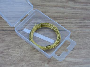Roll of Brass Wire3M x 0.6mm