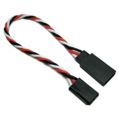 Etronix 45cm 22Awg Futaba Twisted Extension Wire