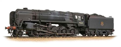 Bachmann's 9F has lived up to the promise to be the best ready to run model of BR's most powerful heavy freight locomotive. It is superb!Model fitted with 8-pin DCC decoder socket. Supplied with decoder fitting diagram.