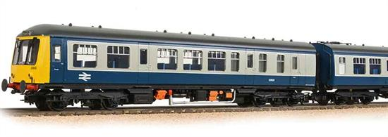 A superb model of one of British Rail's classic diesel multiple units.