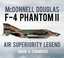 McDonnell Douglas F-4 Phantom II 9780750982795Illuminating history of this truly unique aircraft's design and development. Paperback. 144pp. 24cm by 22cm.