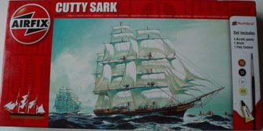 The Cutty Sark made a record-setting journey across the Atlantic to earn its place in history among the fastest sailing ships of all time.