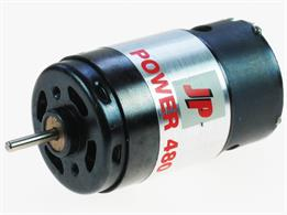 Voltage range: 3.6-9.6V, ideal for 7.2V.RPM unloaded: 17,000Efficiency: 69%Weight: 92gShaft diameter: 2.3mmMotor diameter: 27.7mmShaft Lenght: 12mmThe perfect motor for performance electric flight on 6 cells.