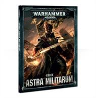 Codex: Astra Militarum contains a wealth of background and rules – the definitive book for Astra Militarum collectors.