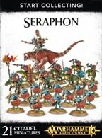 This is a great-value box set that gives you an immediate collection of fantastic Seraphon miniatures, which you can assemble and use right away in games of Warhammer Age of Sigmar!