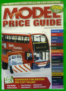 World Wide Mag. Dist. Model Price Guide 2008 MPG08