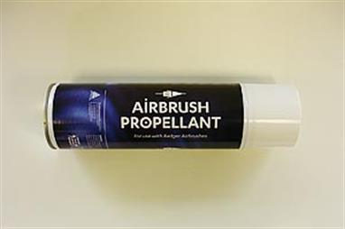 Badger airbrush propellant (compressed air) 500ml can