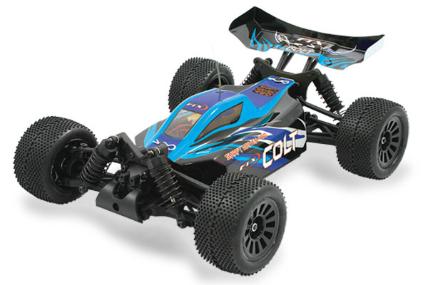 FTX 1/18 Colt RTR 4WD Blue & Black Electric Off-Road Buggy FTX5505