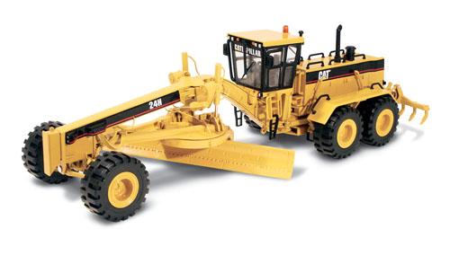 Norscot cat 24h motor grader 1 50 55133 for Cat 24h motor grader