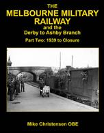 From late 1939 to the end of 1944, the War Department leased most of the branch line from Derby to Ashby de la Zouch to provide for training Army Railwaymen. The first of this two part work covered the history of the Ashby Canal railway and the Midland Railway and LM&SR line, and the industries that they served, up to 1939. This second part recounts the operation of the line by the War Department for civilian traffic as well as training purposes, and the post-war years up to closure.312 pages. 275x215mm. Printed on gloss art paper with colour laminated board covers