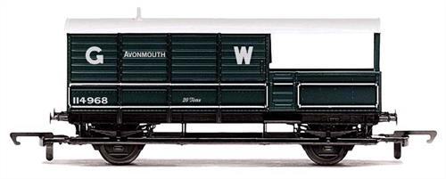 Hornby R6693 00 Gauge GWR 20-Ton 'Toad' Goods Brake Van Avonmouth DepotGWR Toad Brake VanFinish: PristineLivery: GWRLength 106mm