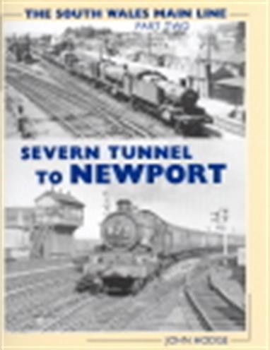 Further coverage of this main line from the busy yards of Severn Tunnel Junction to Ebbw Junction on the West of Newport. Superb photographs coupled with large scale OS map extracts to the same high quality as part 1Author - John Hodge. 116 pages. Hardback