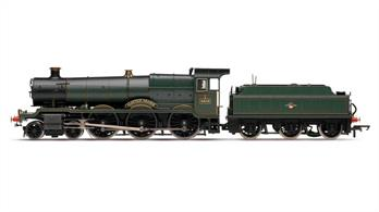 Hornby Railways OO Gauge R3452 GWR 6825 Llanvair Grange Collett Grange Class 4-6-0 GWR GreenA release of Horbys' excellent and highly detailed GWR Grange class locomotives, finished as 6825 Llanvair Grange in GWR livery.DCC Ready. 8-pin decoder required for DCC operation.