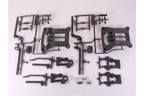 TT-01D B Parts Suspension Arms