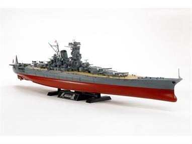 Tamiya 1/350 Japanese Battleship Musashi WW2 78031Model Length 750mm.