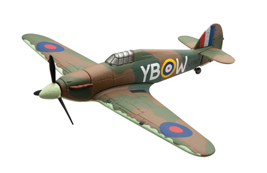 Corgi 1/72 Hawker Hurricane MklI Corgi Flight Collection CC99307