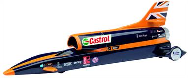 Corgi Bloodhound SSC UK Display Version TY81002