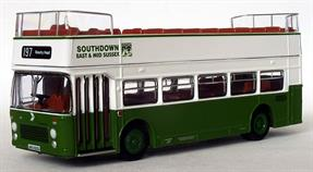 EFE 1/76 Bristol VR111 Open Top Southdown East & Mid Sussex 18617