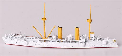 Spidernavy SN-Liz-57b Prinzess Wilhelm German Light Cruiser 1898 1/1250