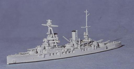 Navis Neptun 1406 Provence French WW2 Battleship 1939 1/1250