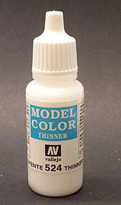 Vallejo  Model Color Thinner 70524