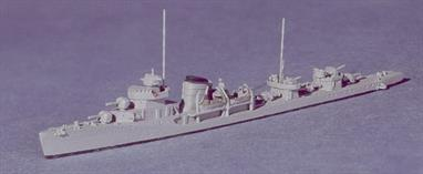 """Mint boxed"" secondhand models of the Soviet Union's Gnevnyi class. These were the standard destroyer of WW2. 48 were authorised but only 31 were completed. 12 were war casualties including Gordyi (mined 14.11.41)"