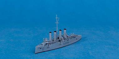 New for 2012! A new model of a Bayan class cruiser.