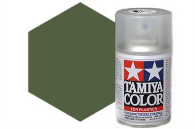 Tamiya AS Spray paint, much like the TS Sprays, are meant for plastic models. These spray paints are specially developed for finishing aircraft models. Each color is formulated to provide the authentic tone to 1/32 and 1/48 scale model aircraft. now, the subtle shades can be easily obtained on your models by simple spraying. Each can contains 100ml of synthetic lacquer paint.