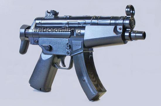 hfc stti mp5a5 mini machine gun hb102