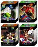 This is a ready to play starter deck for the UFS card game.This set introduces the King of Fighters and Samurai Showdown characters Terry, Mai, Haohmaru and Ukyo.  You will be sent one at random unless otherwise specified, subject to availability.