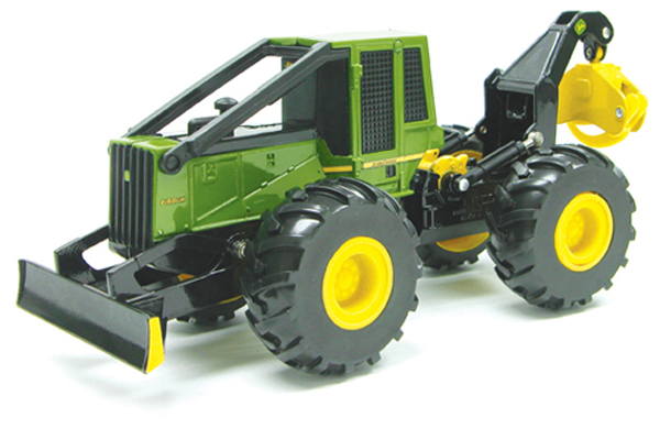 Britains John Deere Log Skidder 1/32 15776
