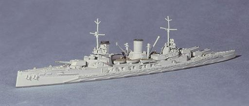 Navis Neptun 26AN SMS Moltke, the luckiest (least damaged) German Battlecruiser during WW1 1/1250