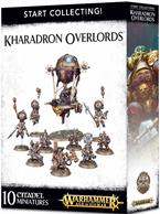 This is a great-value box set that gives you an immediate collection of fantastic Kharadron Overlords miniatures, which you can assemble and use right away in games of Warhammer Age of Sigmar!