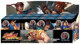 Sabertooth Games UFS Street Fighter Dark Path Starter Deck  STG6141