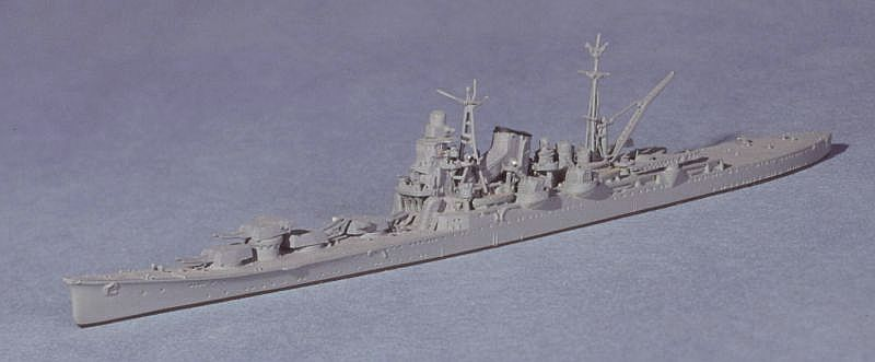 Navis Neptun IJN Tone, Japanese Heavy Cruiser of WW2 with