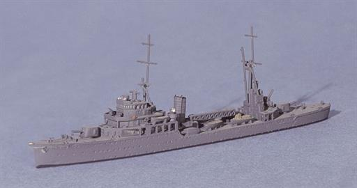 Navis Neptun 1242 IJN Katori, a Japanese Training Cruiser of WW2 1/1250