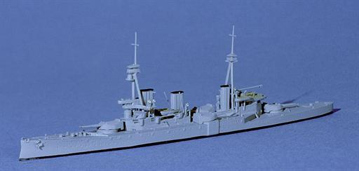 Navis Neptun 126N HMS Invincible, the first Battlecruiser ever 1/1250