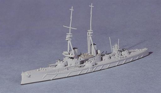 Navis Neptun 108N HMS Superb, a British Battleship from WW1 1/1250