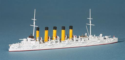 Navis Neptun 643N Askold, a Russian Protected Cruiser from the Russo-Japanese War 1/1250