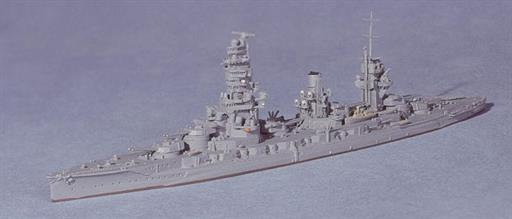 Navis Neptun 1204A IJN Yamashiro, a WW1 Battleship as she appeared in WW2 1/1250