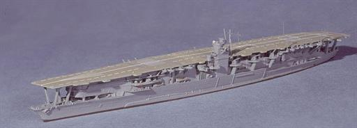 Navis Neptun 1217 IJN Akagi, Admiral Nagumo's Flagship at the start of WW2 1/1250