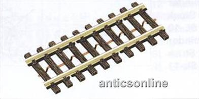 48in (1219mm) long stud contact strip for 3-rail/stud contact power collection through points and crossings. (track not included)