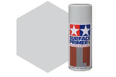 Tamiya Surface Primer Grey 180ml 87042